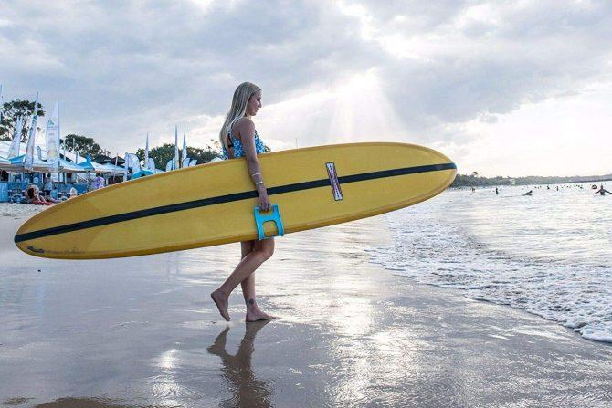the claw best surfboard longboard carriers