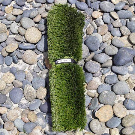 west path grass mat