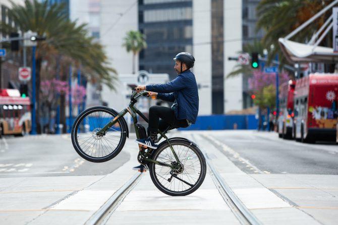 gt bikes power performer lifestyle shot