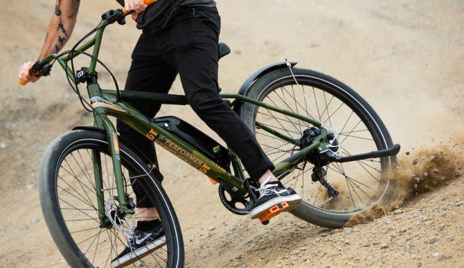 The GT Bikes Power Performer e-bike