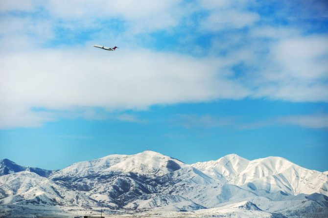 Salt Lake City via Ikon Pass