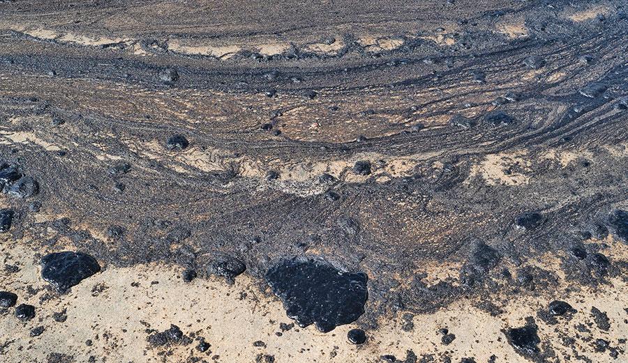 California's offshore Oil Spill