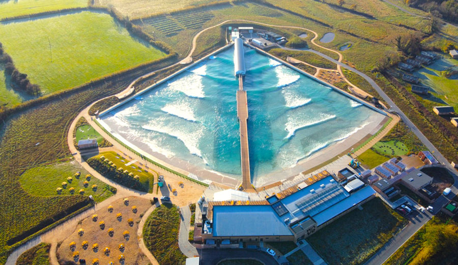 Wavegarden Bristol pool